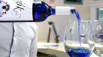 Gik Bue Wine