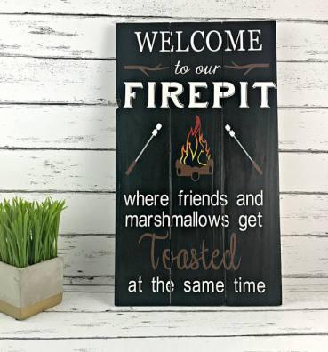 FirePit Sign2