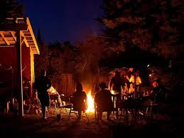Summer Nights by Fire